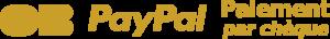 Moyens de paiement - Domaine d'Eole